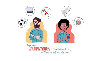 Instituto InterCement | Voluntários, agentes de transformação social.