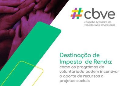 Destinação de Imposto de Renda: como os programas de voluntariado podem incentivar o aporte de recursos a projetos sociais