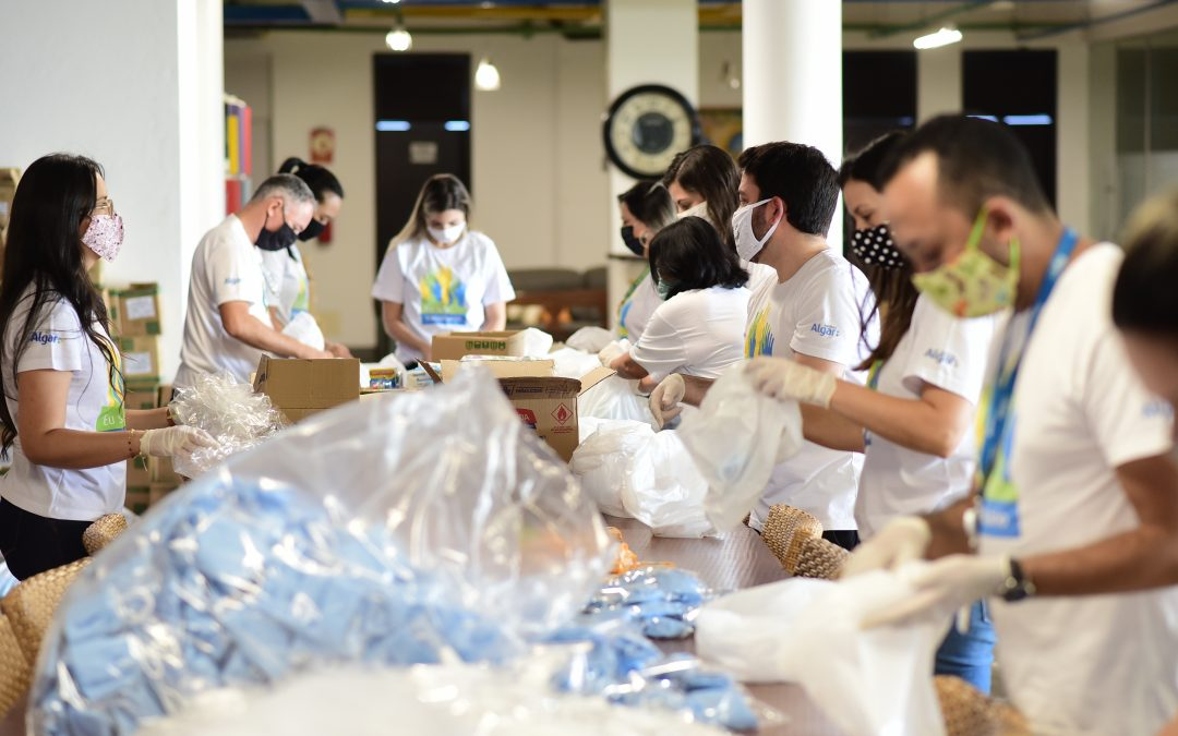 Conheça o Programa de Voluntariado do Instituto Algar