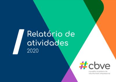 CBVE | Relatório de Atividades 2020
